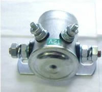 Continuous duty solenoid
